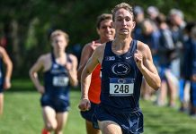 Dorenkamp's win highlights strong day for Nittany Lions