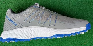 New Balance Fresh Foam PaceSL Golf Shoes Review