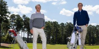 Interview with co-founders of the golf bag and clothing company