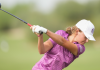 13-year-old PGA Jr. League golfer and reporter Bella Dovhey is no stranger to the stars