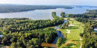 The Whispering Pines Golf Club, about 90 minutes from Houston, will host Spirit International in November.