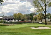 Tower Tee is slated to open in spring 2022 after Schaupeter's redesign
